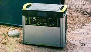 Yeti 6000X Portable Power Station