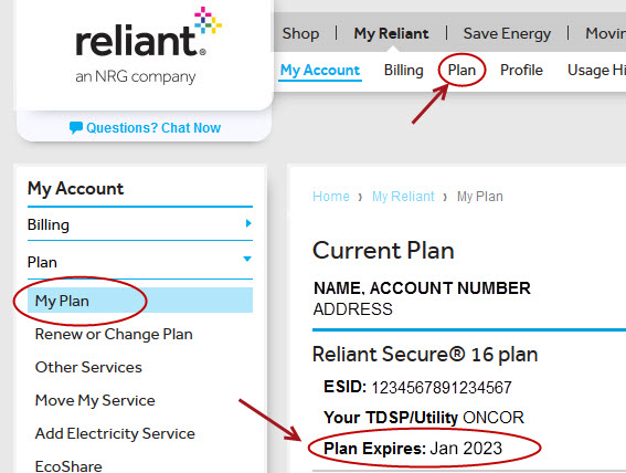 Top Questions About Reliant Electricity Service | Reliant Energy