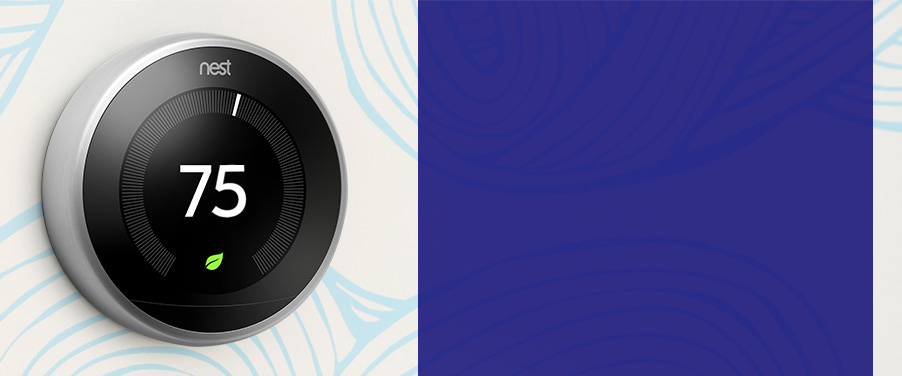 Nest Thermostat banner