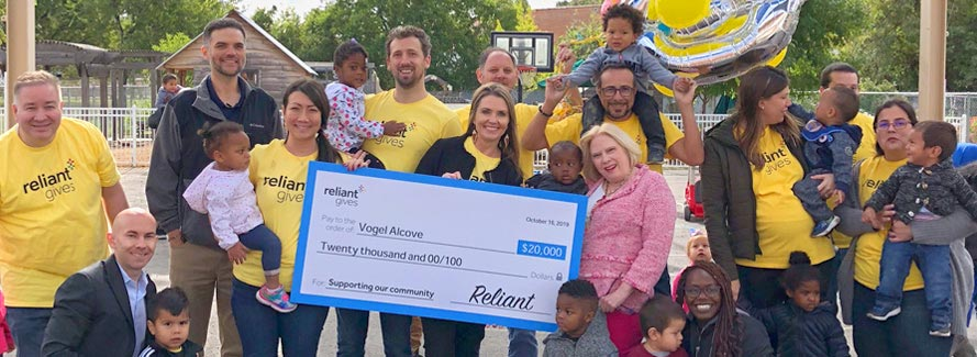 Reliant Gives - Vogel Alcove