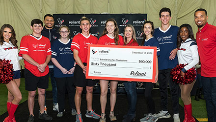 Community - Scholarships for Champions