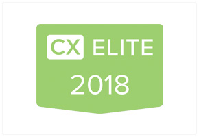 MaritzCX Elite Award